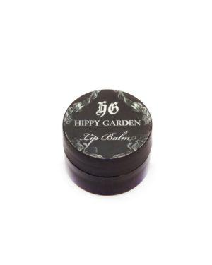 HIPPY GARDEN - LIP BALM - BLACK