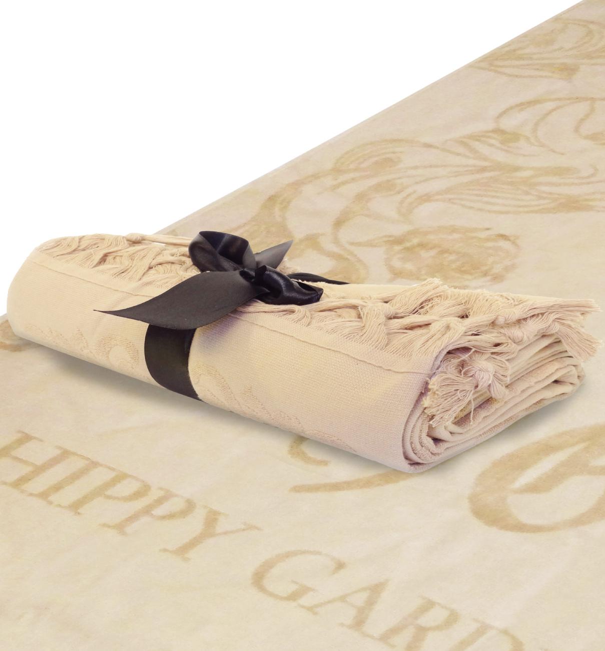 HIPPY GARDEN - TOWEL - BEIGE - 05(1)