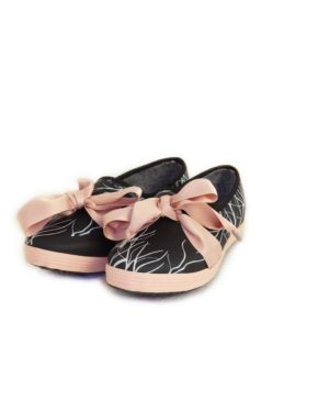 HIPPY GARDEN - RUBBER SHOES - TREE - PINK